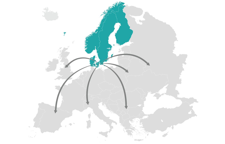 Thomann Nordic Entry